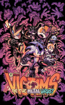IDW Sonic the Hedgehog #18 Cover A Colours