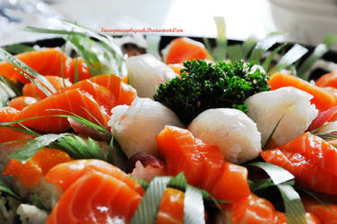 Jap food by SnowPinappleYeah