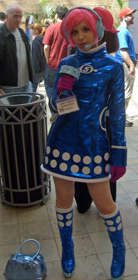 Space Channel 5--Ulala--Anime Boston 2009