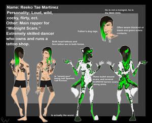 Reeko Tae Martinez Ref