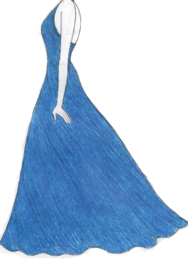 Cerulean Dress