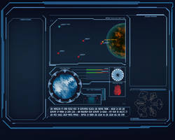 Stargate Computer Screen by Duratec