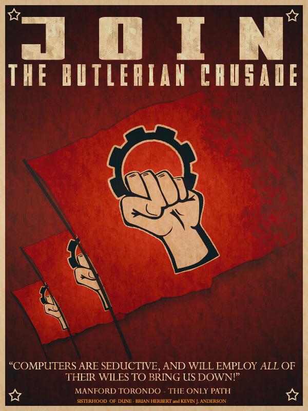 I am Gorean Sisterhood_of_dune_propganda_poster_by_duratec-d4jplre