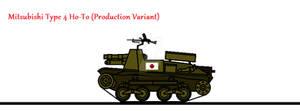 Mitsubishi Type 4 Ho-To (Production Variant)