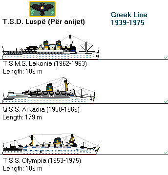 Greek Line (TSD Scale) by thesketchydude13