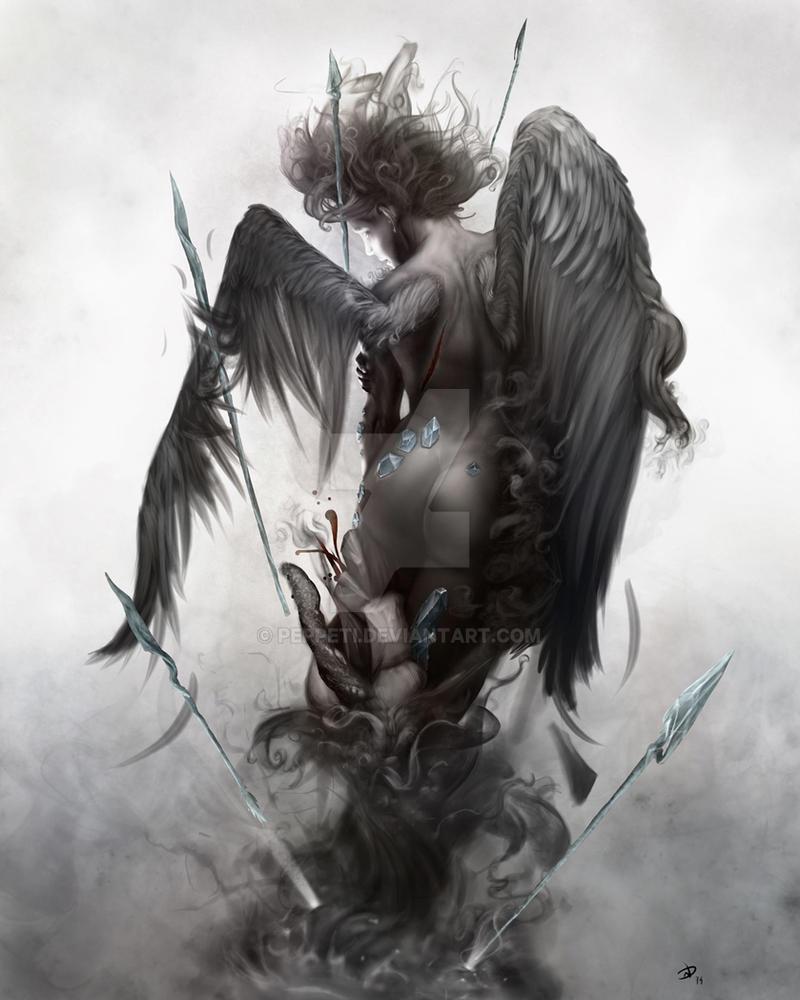 Smokeangel by PeppeTi