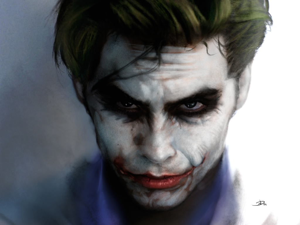 Joker Jared Leto By PeppeTi On DeviantArt