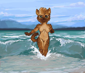 Summer Fun by Code-Shark