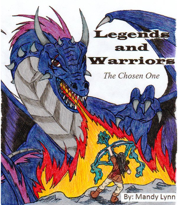Legends And Warriors Book 1 Cover By Virmont89 On DeviantArt