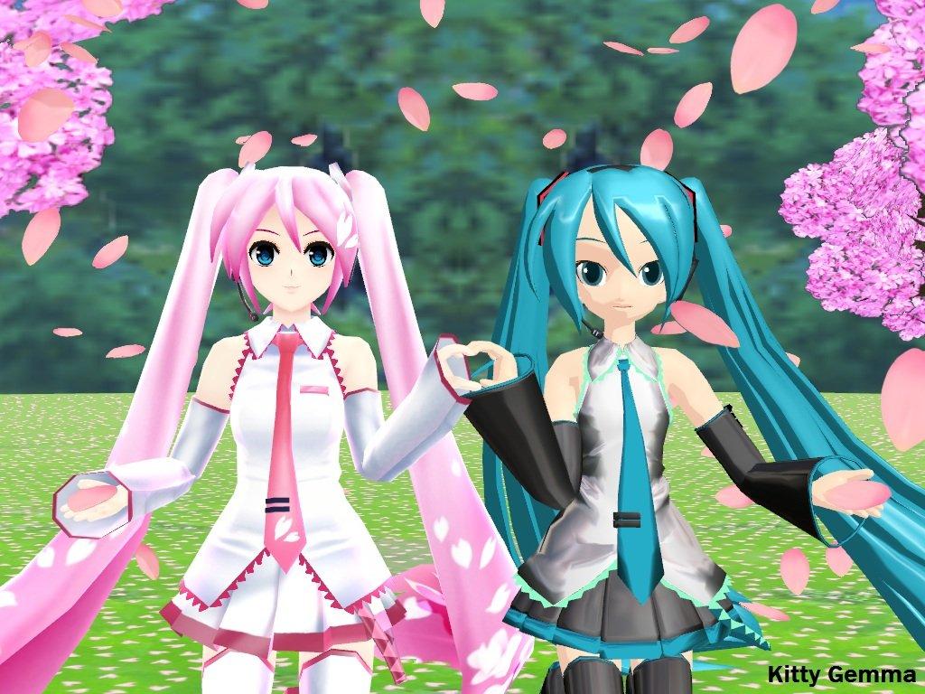 Listen to Kemono Friends Characters Sing Hatsune Miku