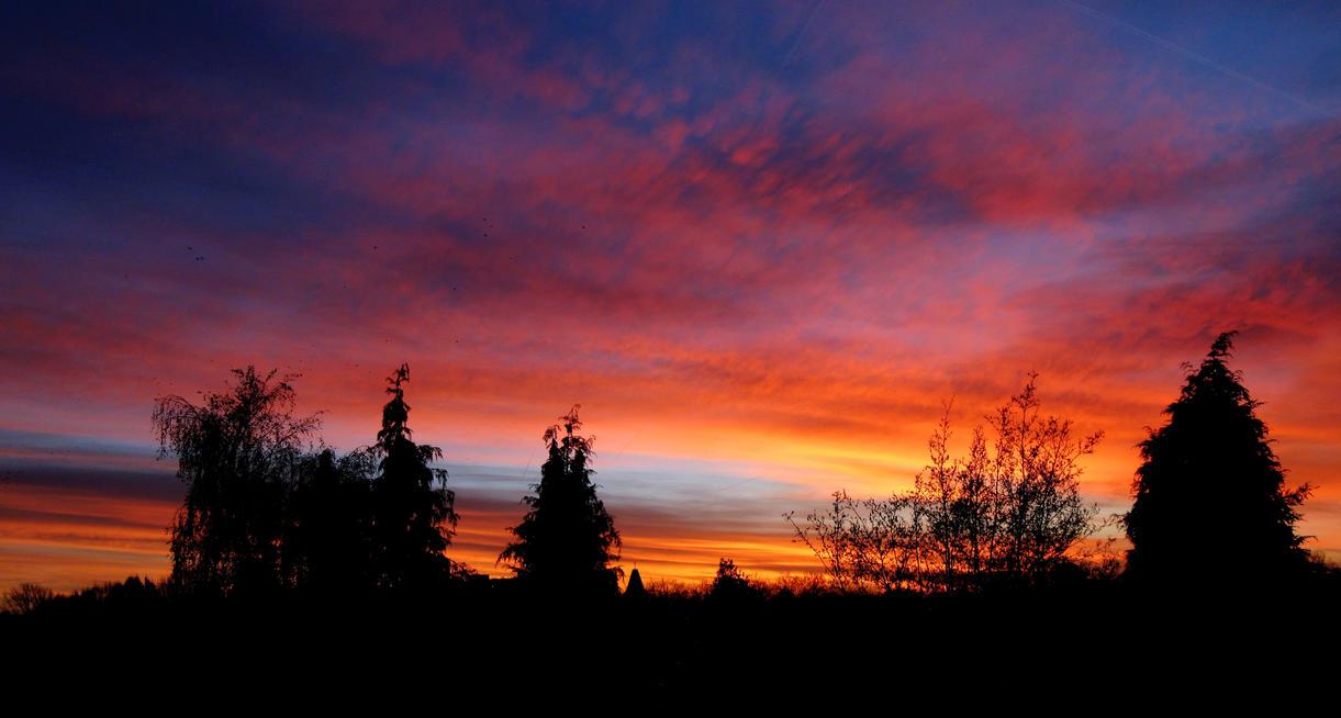 24th November 2014 Sky by Xaeyu