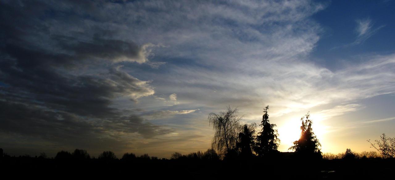 15th January 2015 Sky by Xaeyu