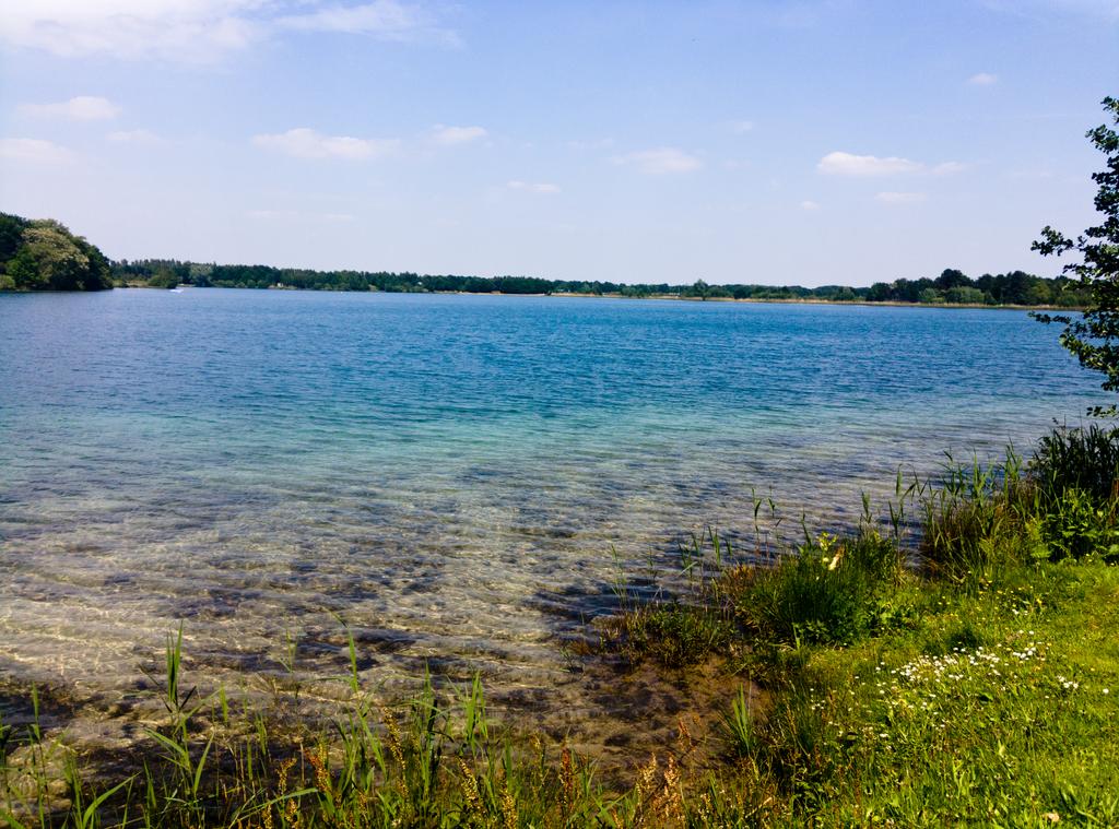 Lake by Xaeyu