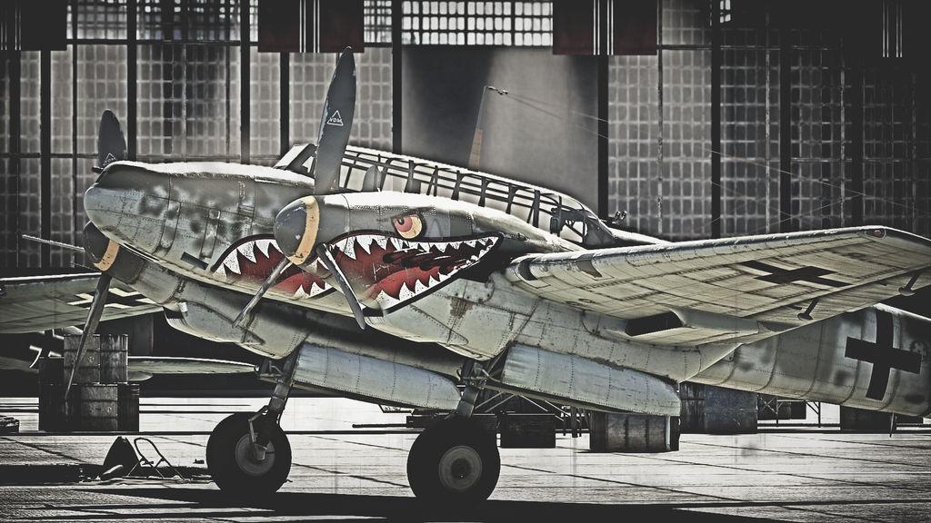 110 Wallpapers 2: War Thunder World War 2 Bf 110 Wallpaper By MrSatoHUN On