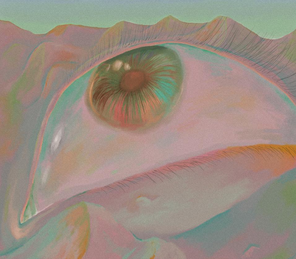 Eye by obsoleteink