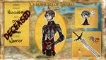 [ p ] ChroniclesOfThedas | Nicodeme | Application