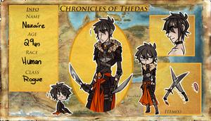 [ p ] ChroniclesOfThedas | Nazaire | Application by Burscutum