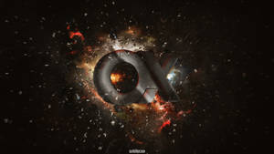 #QX 3D Wallpaper by firstQuxera
