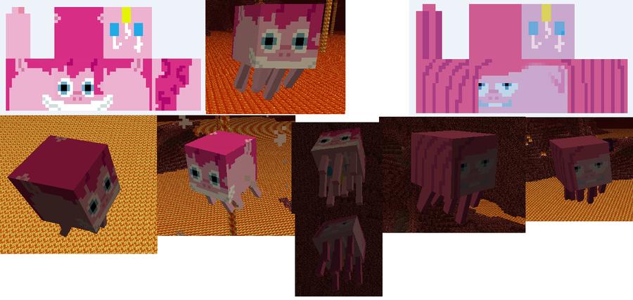 Pinkie Ghast by Keanno