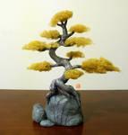 Bonsai sculpture
