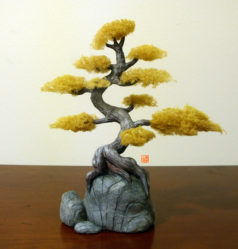 Bonsai Sculpture By Sheharzad Arshad On Deviantart
