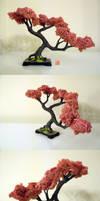 Cherry Blossom sculpture