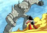 Astroboy cel replica