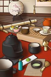 Tea by Sheharzad-Arshad
