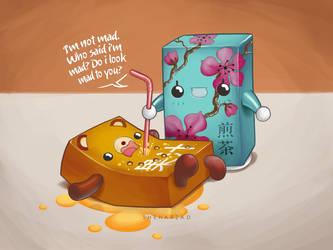 Juice box break ups by Sheharzad-Arshad