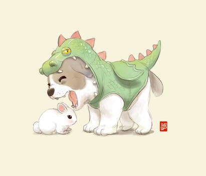 Dragon Puppy