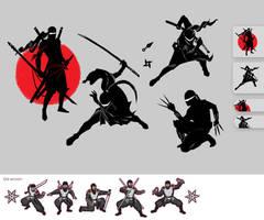 Ninja theme proposal