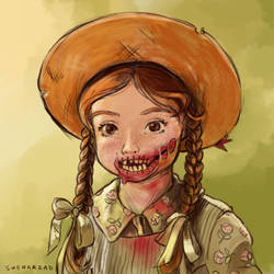 Zombie Anne of Green Gables
