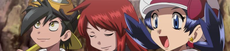 Pokemon Special-Johto Trio