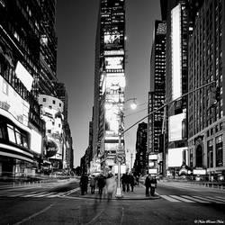 Times Square by NachoRomero