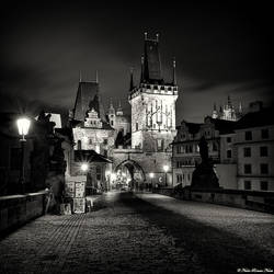 Charles Bridge by NachoRomero
