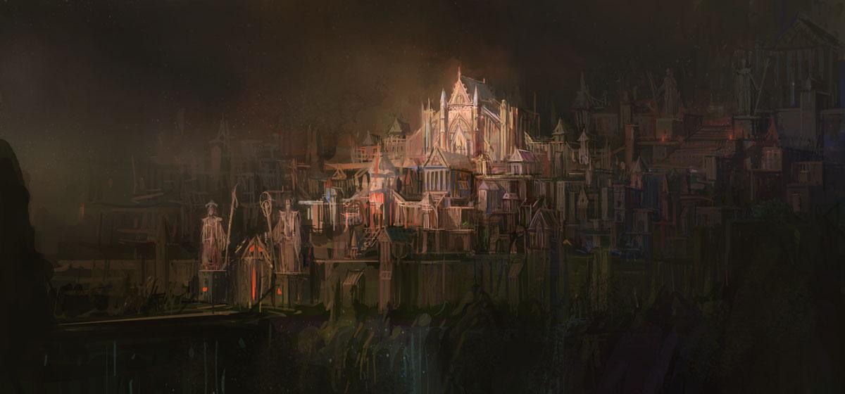 Castle by wanbao