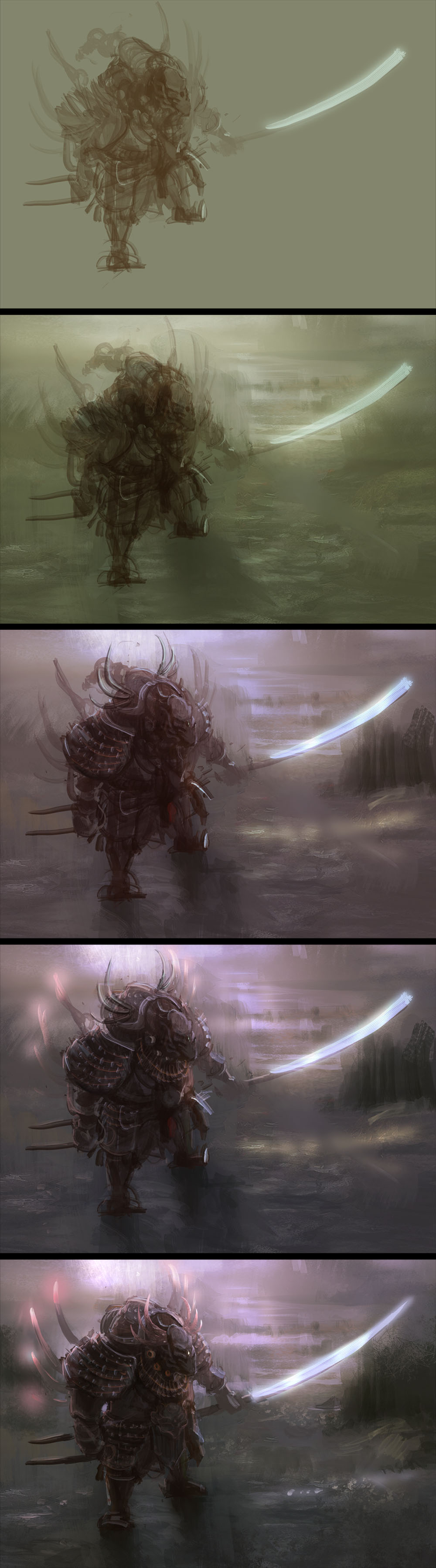speed paint15-1 by wanbao