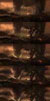 9-headed dragon-1 by wanbao
