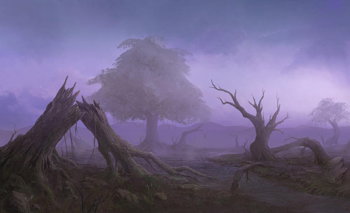 Swamp by wanbao