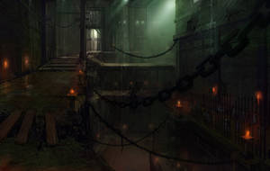 dungeon by wanbao