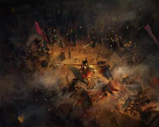 besiege by wanbao