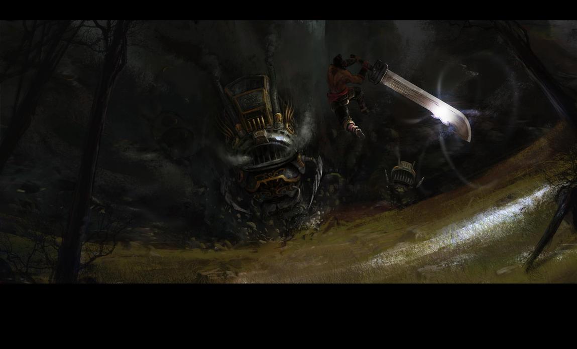 fight by wanbao
