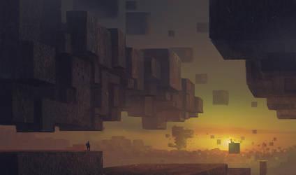 Minecraft by wanbao
