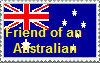 Friend of an Australian