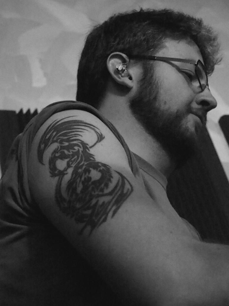 62. Tattoo by JolanthusTrel
