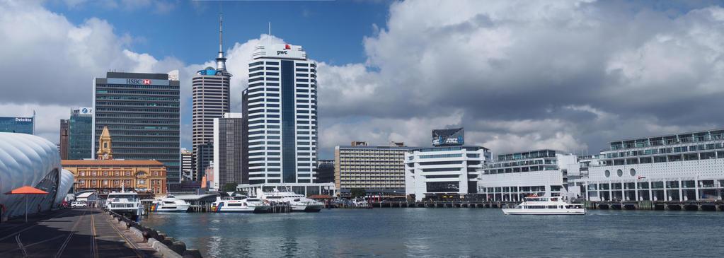 Auckland 1 by JolanthusTrel