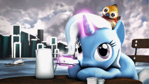 Trixie's Day Off