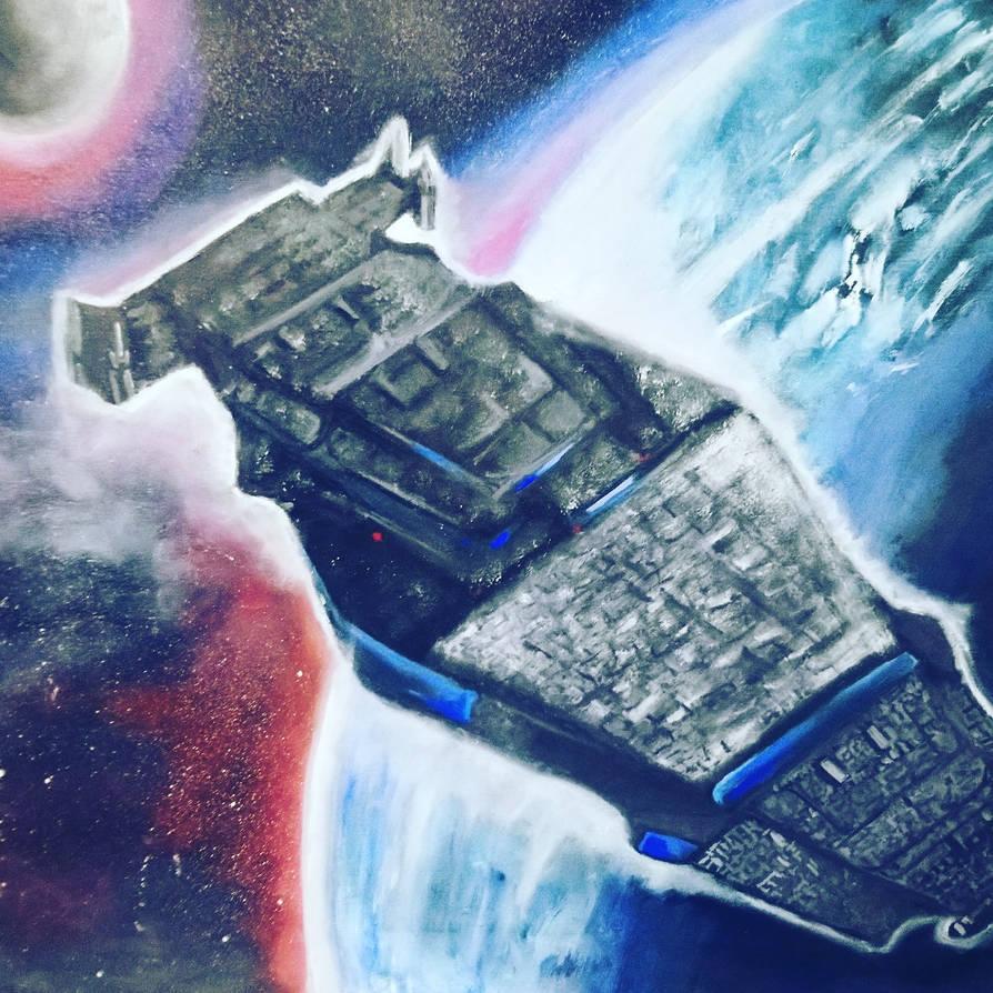 Space Ship by Husky112