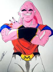 Super buu Gohan absorb