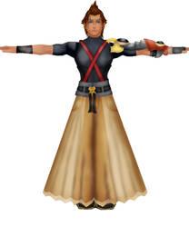 Kingdom Hearts Terra Render